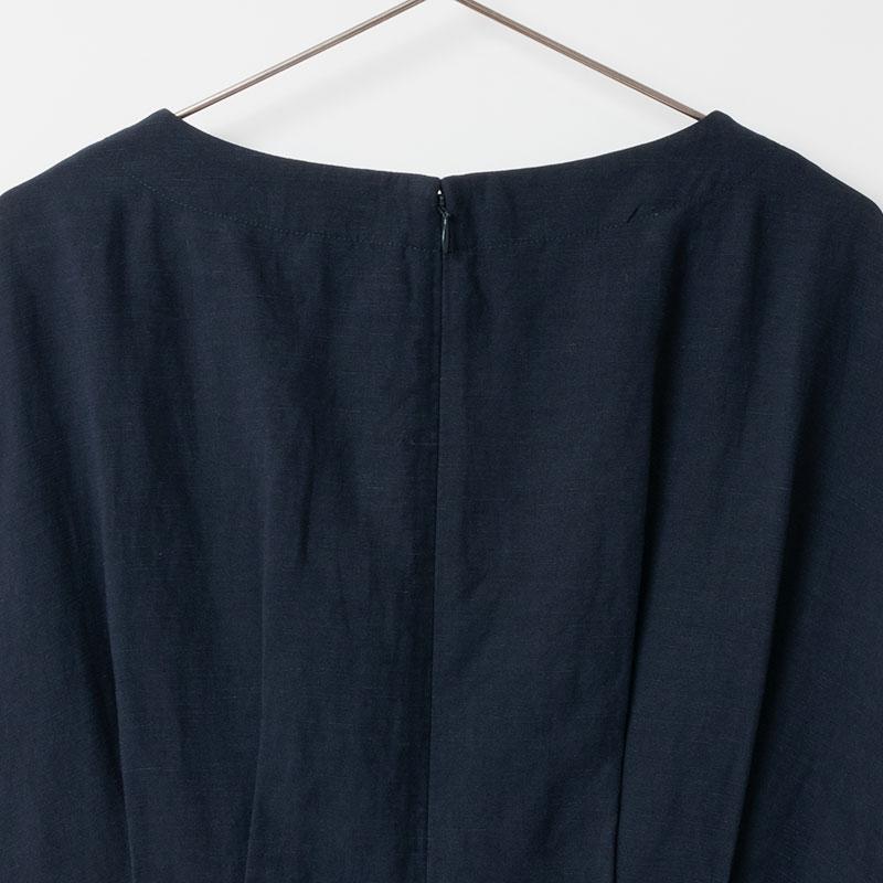 [Harriss ] WAIST TUCK DRESS