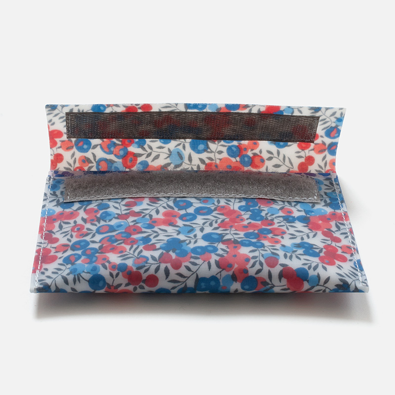 [Harriss SELECT] LUISA CEVESE FLOWER FLAT WALLET_00a