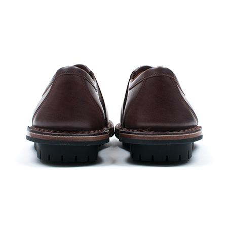 [trippen] Yen f ( brown-box )