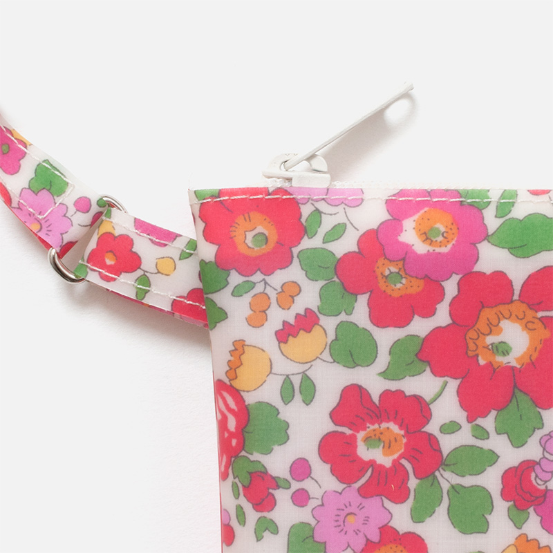 [Harriss SELECT] LUISA CEVESE FLOWER SMALL POUCH WITH STRAP_00g