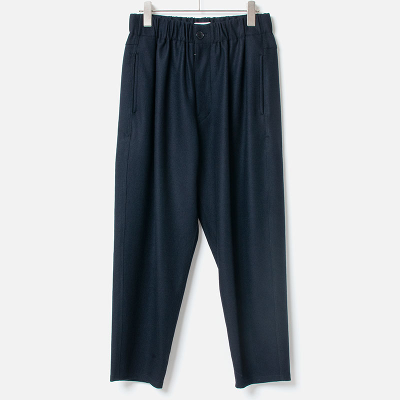 [HARRISS GRACE] WOOL GATHER PANTS