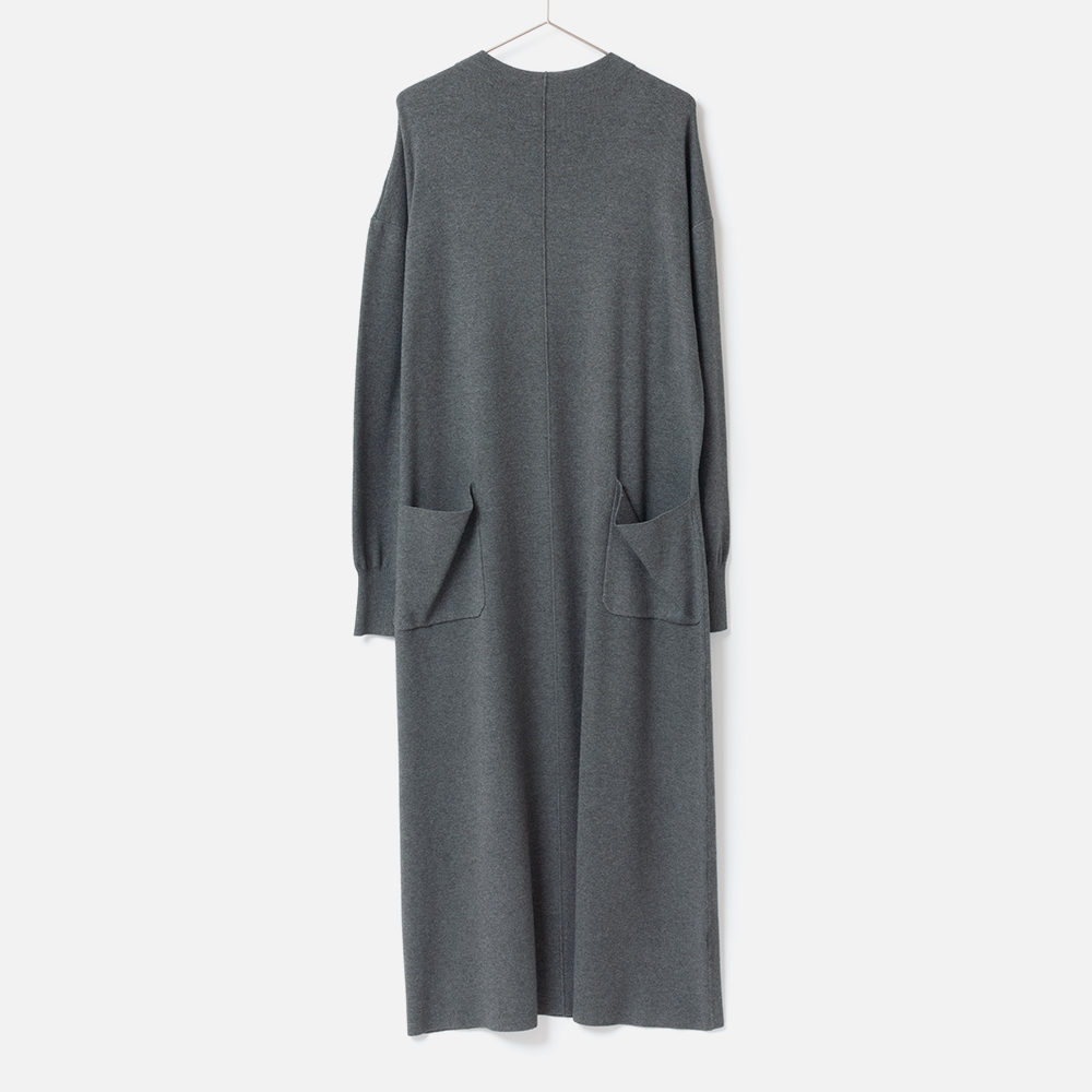 [Harriss] A-LINE KNIT DRESS