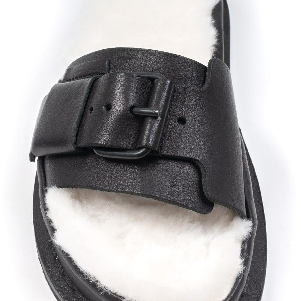 [trippen] Rescue f ( black-waw/white-mon )