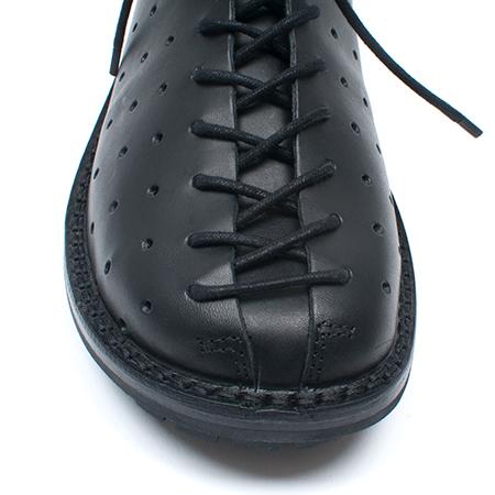 [trippen] Golf m ( black-wax )