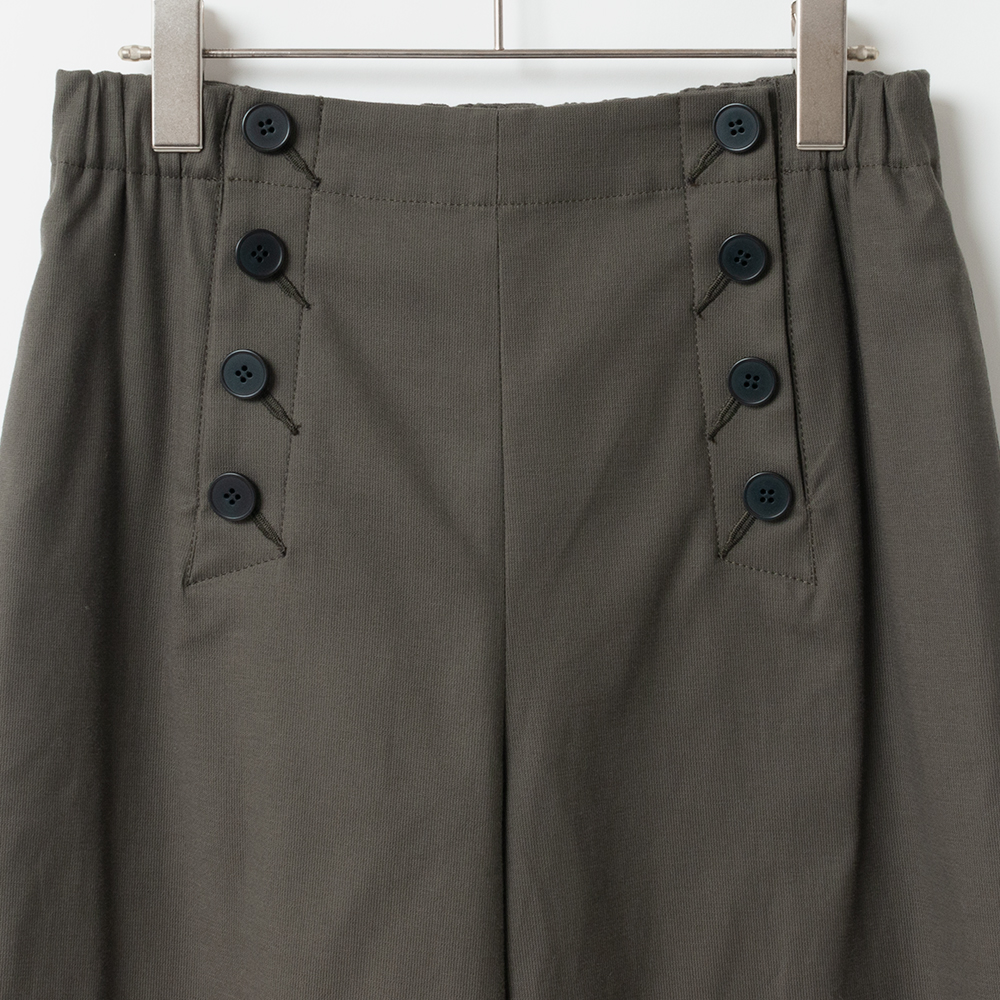 [Harriss] PIQUE STRETCH MATERIAL PANTS
