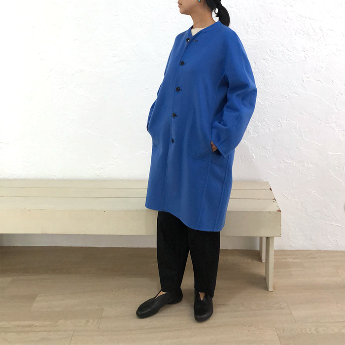 [HARRISS GRACE] CASHEMERE LONG COAT(70)