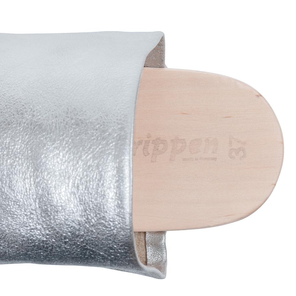 [trippen] Gush f ( silver-sft )