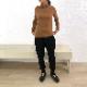 [HARRISS GRACE] TWIST CASHEMERE TURTLE_天竺