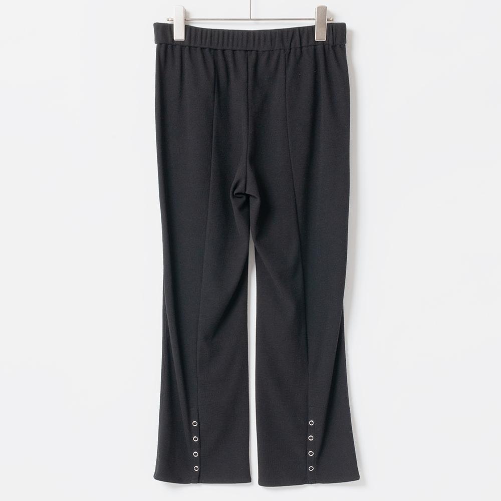 [Harriss] KICK FLARE PANTS