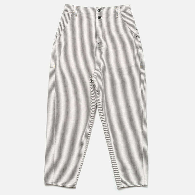 [RaPPELER]  Selvedge Hickory Pants