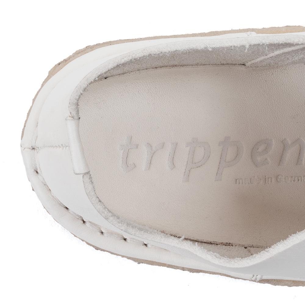 [trippen] BF001 f ( white-waw )
