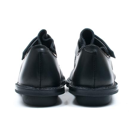[trippen] Beutel f ( black-der/black-wax )