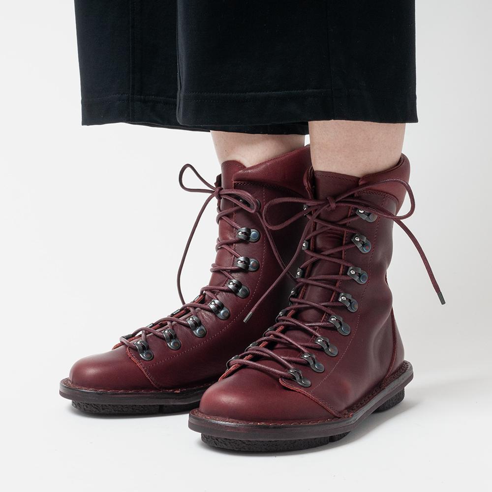 [trippen] Franz f ( red-asp/wine-vst )