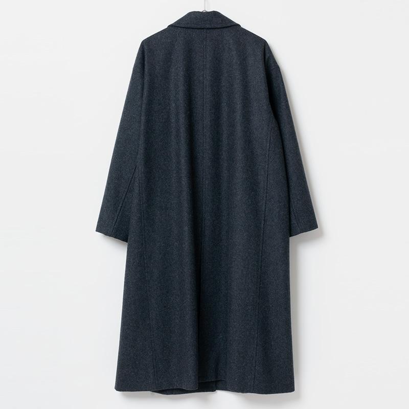 [Harriss] A-LINE LONG COAT