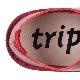 [trippen] Tyler f ( red-wax )