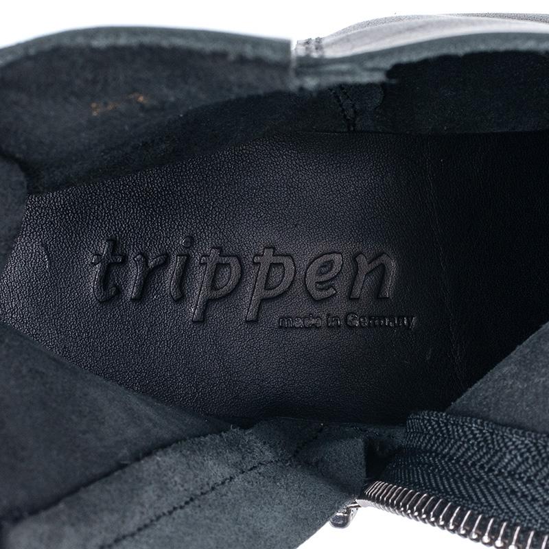[trippen] Line m ( black-waw )