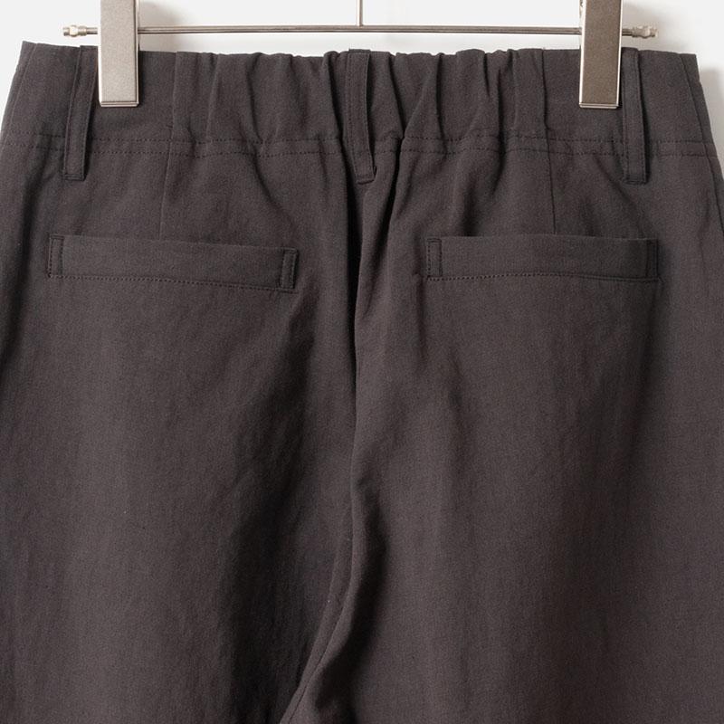 [Harriss ] FULL-LENGTH WIDE PANTS