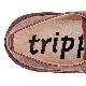 [trippen] Sprint f ( brown-waw )