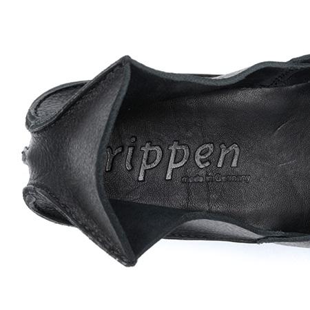 [trippen] Opus f ( black-waw )