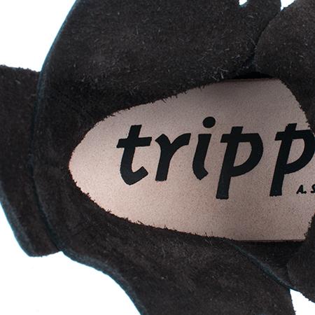[trippen] Nomad f ( black-waw )