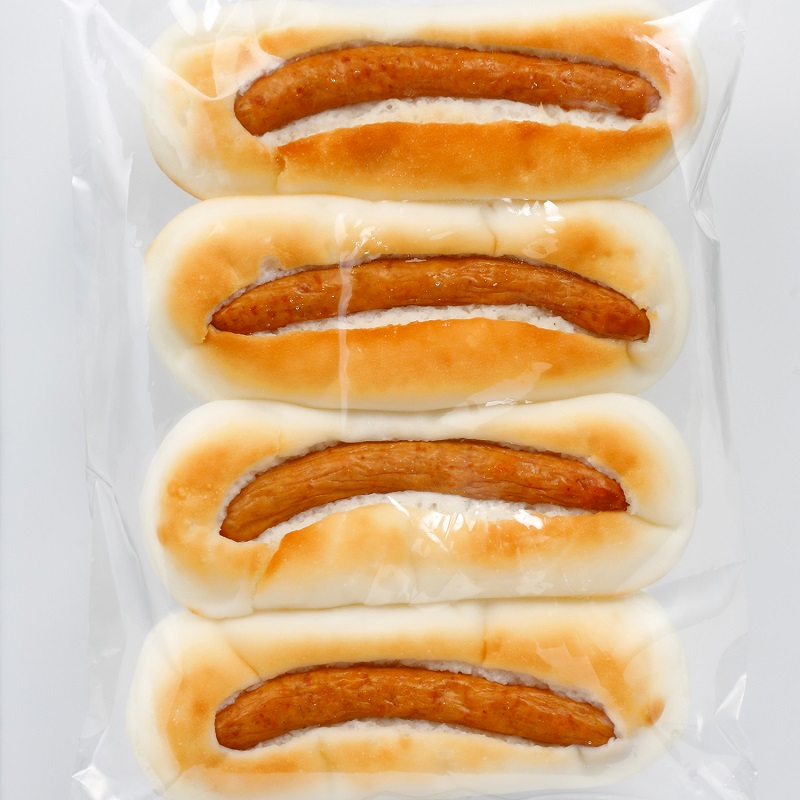 米粉ドッグ(4個入り)【冷凍】