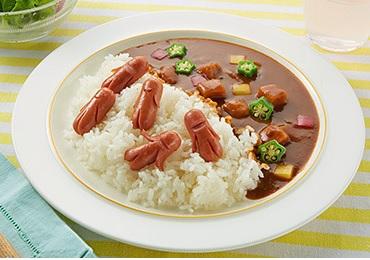 レストラン仕様 カレー甘口(4食入り) 【常温】
