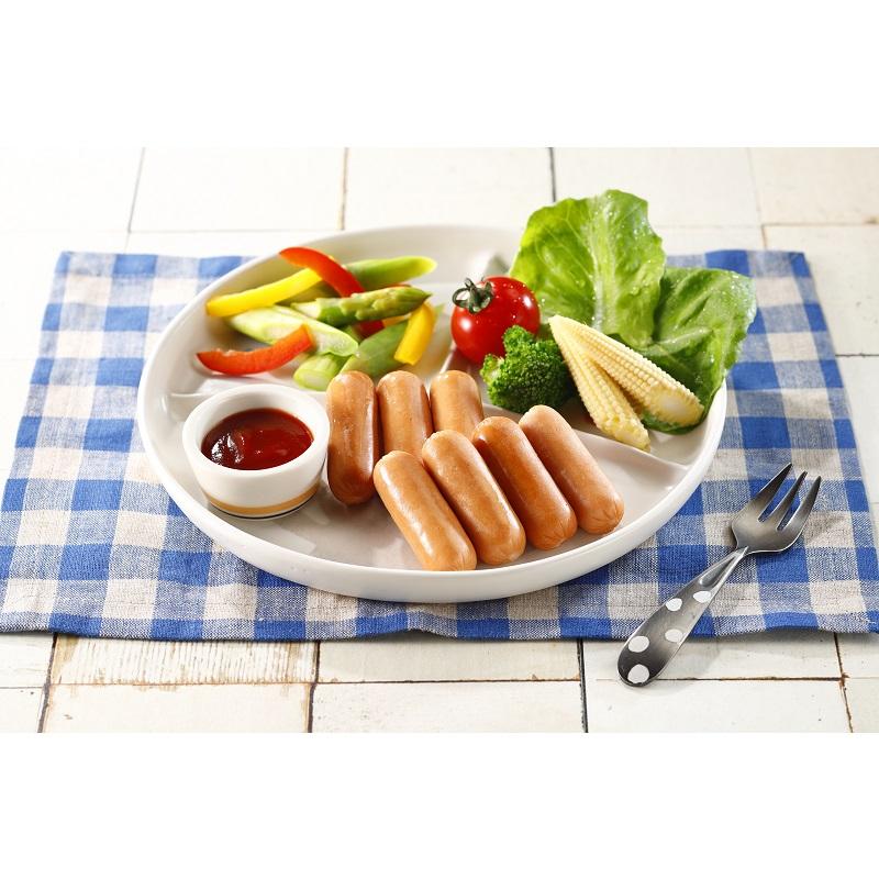 「みんなの食卓」 ポークウイニー 5パック【冷蔵】