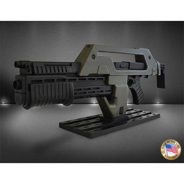 エイリアン2 1/1スケールプロップレプリカ M41Aパルスライフル ODグリーン 14511