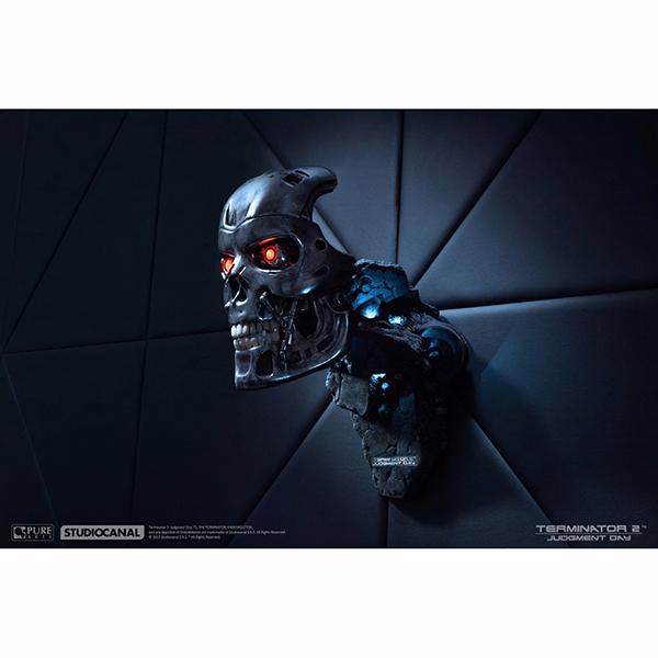 ターミネーター2 T2/ T-800 エンドスケルトン 1/1 ライフサイズ アートマスク 予約