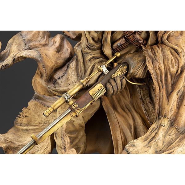 スター・ウォーズ/新たなる希望 ARTFX アーティストシリーズ タスケン・レイダー - 砂漠蛮族 - 予約