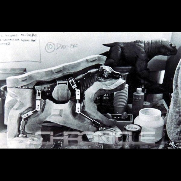 ゴーストバスターズ ストップモーション・パペット・レプリカ テラードッグ レギュラーエディション 11405