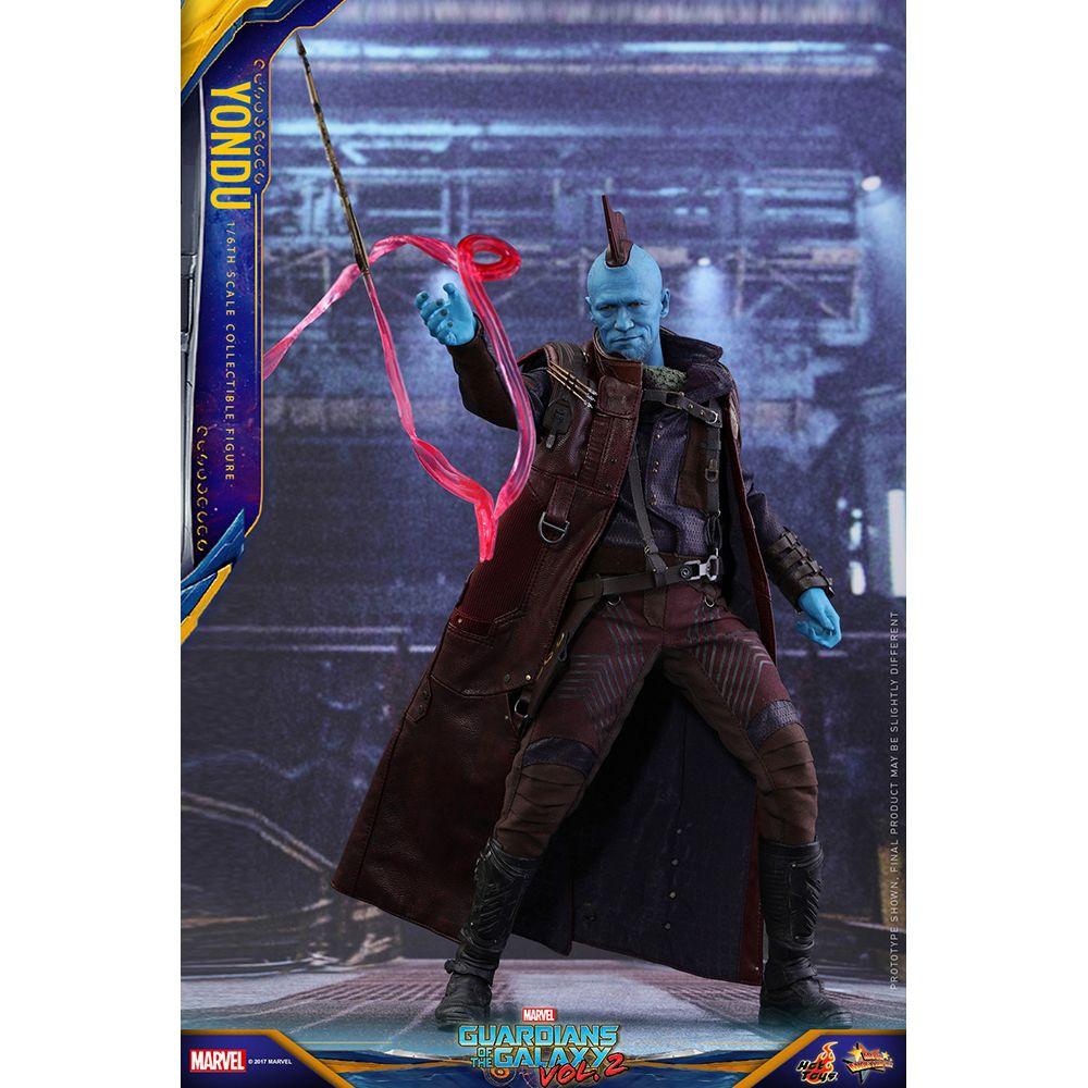 ガーディアンズ・オブ・ギャラクシー:リミックス ムービー・マスターピース 1/6スケールフィギュア ヨンドゥ