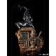 ヴェノム:レット・ゼア・ビー・カーネイジ バトルジオラマ・シリーズ1/10スケールスタチュー ヴェノム 予約