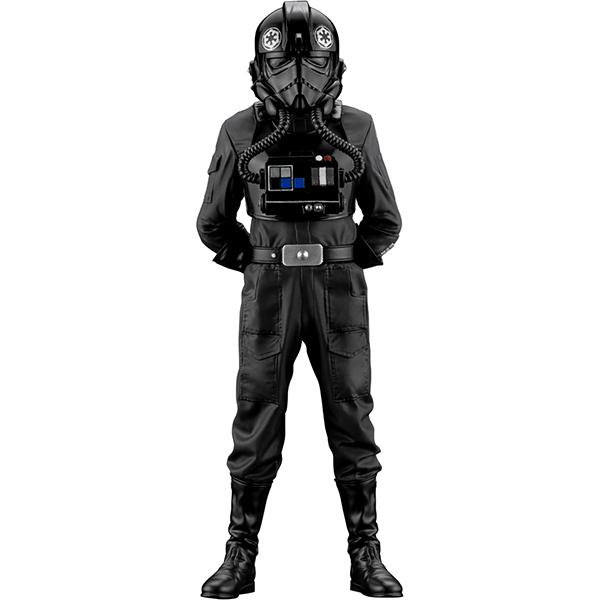 スター・ウォーズ/新たなる希望 ARTFX+ タイ・ファイター・パイロット 予約