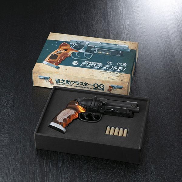 再入荷1月18日から順次発送【前金制/代引き注文不可商品】 留之助ブラスターOG 完成品モデル 14862