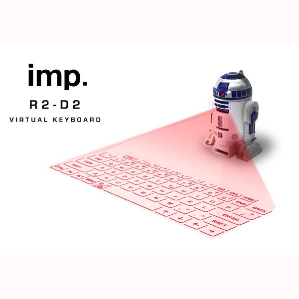 REALFLEET imp. R2D2 バーチャルキーボード IMP-101 11189