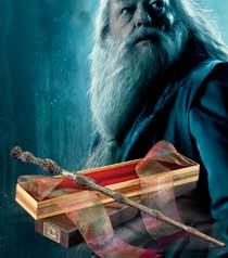 【10月入荷予定】【代引不可】ハリーポッター 1/1スケール魔法の杖レプリカ アルバス・ダンブルドア専用 【予約】 3078