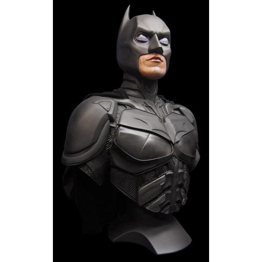 バットマン ダークナイト ライフサイズバスト バットマン ハリコレ直営店限定ナイトヴィジョンバージョン 8591