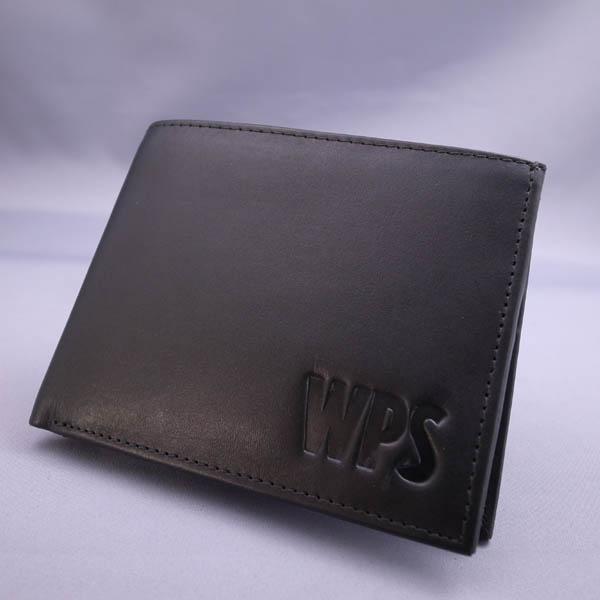踊る大捜査線 THE FINAL WPSグッズ WPS財布 黒 9923