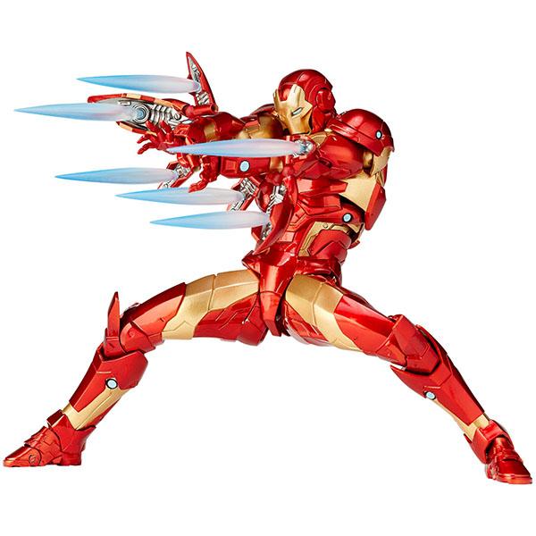 フィギュアコンプレックス アメイジングヤマグチNo.13  アイアンマン ブリーディングエッジアーマー