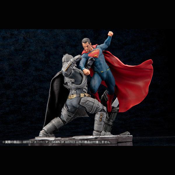 バットマンvsスーパーマン ジャスティスの誕生 ARTFX+ バットマン&スーパーマン DAWN OF JUSTICE 2種セット 予約 12245/12246