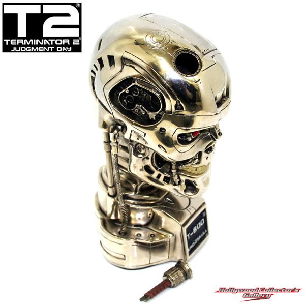 ターミネーター2 T−800エンドスカルハーフサイズバストVer3 5392