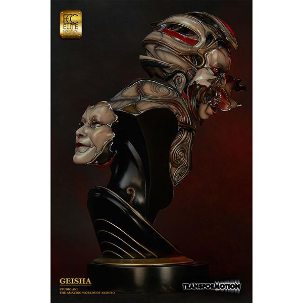 【代引き注文不可商品】 Geisha (ゲイシャ) ライフサイズバストby Akihito