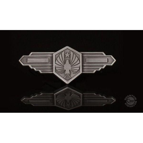 パシフィック・リム:アップライジング PPDC(環太平洋防衛軍) バッジレプリカ
