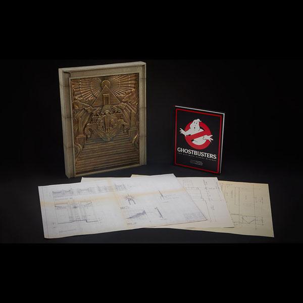 ゴーストバスターズ プロップレプリカ ゴーザの寺院の門 予約 12443