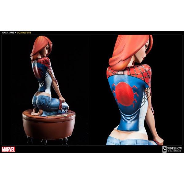 マーベル コミケット J・スコット キャンベル スパイダーマン コレクション メリー・ジェーン 予約 10691