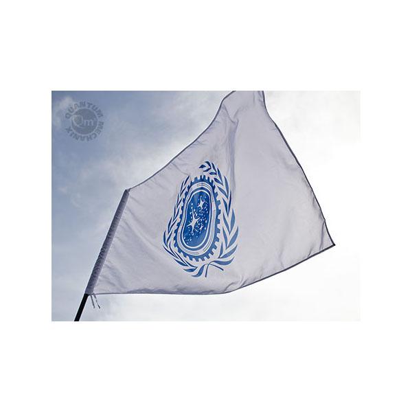 スタートレック UFP(惑星連邦) フラッグ レプリカ