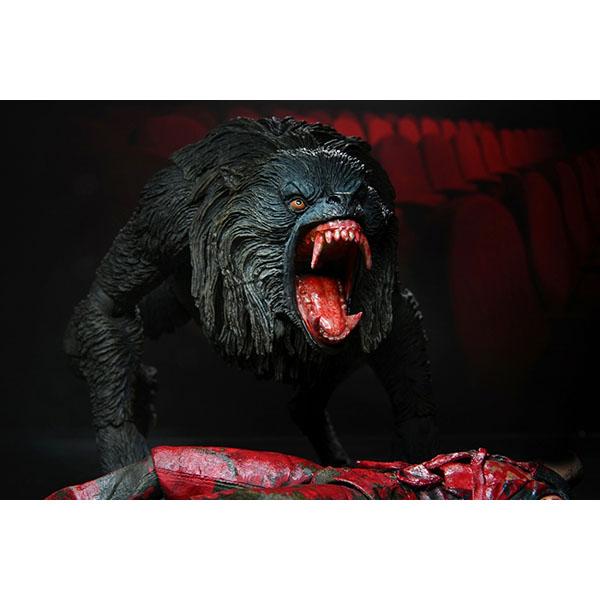 狼男アメリカン/ ウェアウルフ デヴィッド・ケスラー アルティメット 7インチ アクションフィギュア 予約