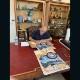 バック・トゥ・ザ・フューチャー  デロリアン・タイムマシン 特製ポスター3種セット クリストファー・ロイド、トーマス・F・ウィルソン、リー・トンプソン 直筆サイン入り 予約 14579