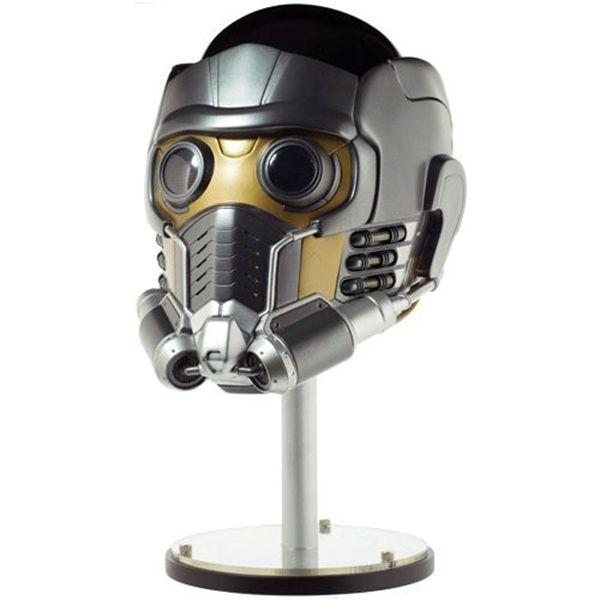 ガーディアンズ・オブ・ギャラクシー 1/1スケールプロップレプリカ  スター・ロード ヘルメット 予約 12882